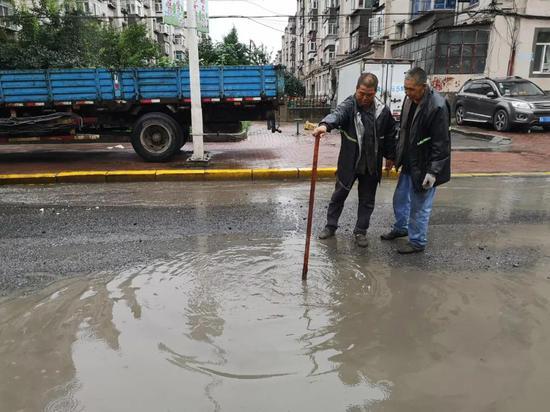 哈尔滨交警最新排查总结全市133处易积水、低洼路段