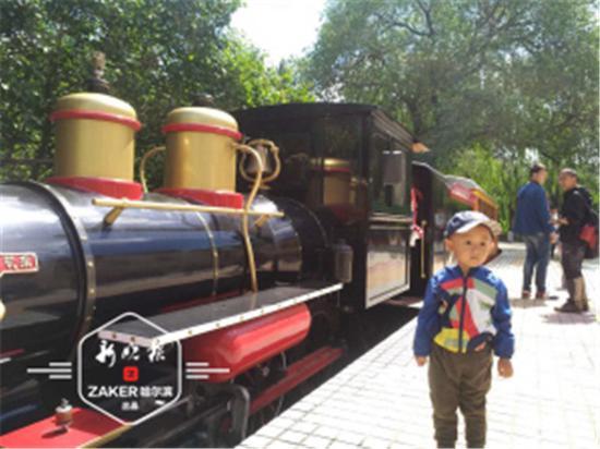 抓紧玩!儿童公园小火车21日停运 明年5月1日恢复运行