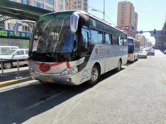 助力复工复学 哈尔滨开通8条定制公交线路