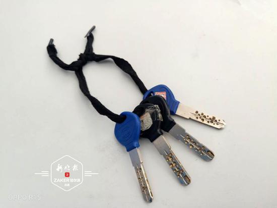 最大的信任莫过于家的托付 东莱街派出所片警小崔和4把钥匙的故事