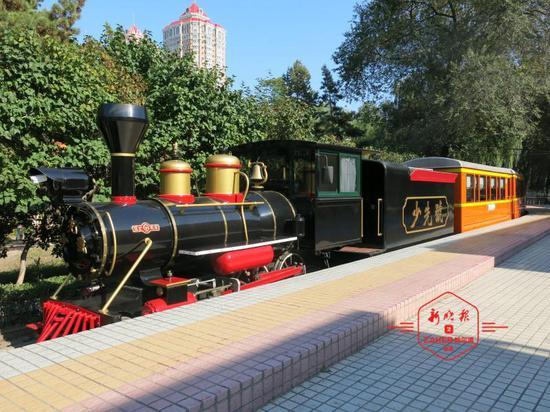 儿童公园小火车本月20日停运例行检修 明年4月恢复运行