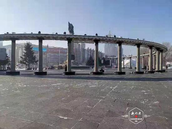 哈尔滨市城市公园:禁跳广场舞,室内展厅展馆全关闭