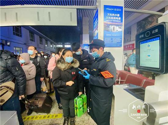 旅客注意!哈铁59列旅客列车恢复运营 助力复工复学