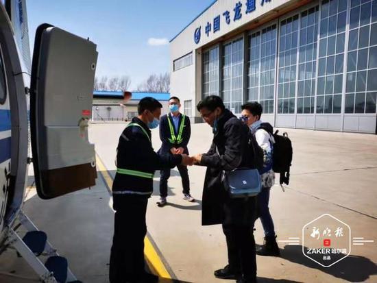 哈尔滨平房—伊春林都航线今天通航 航程时间一小时