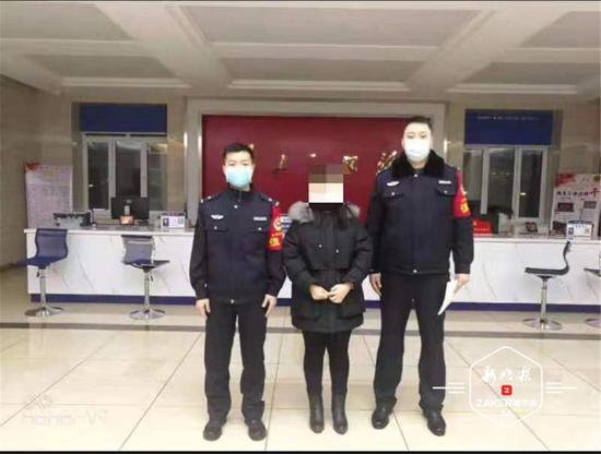 """女子微信群散布""""网购大枣被确诊新冠""""谣言 被拘3天!"""