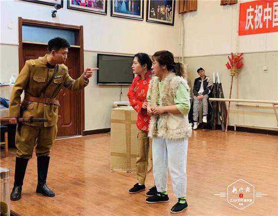 献礼建党百年 儿童剧《秘密在脚下》4月20日首演