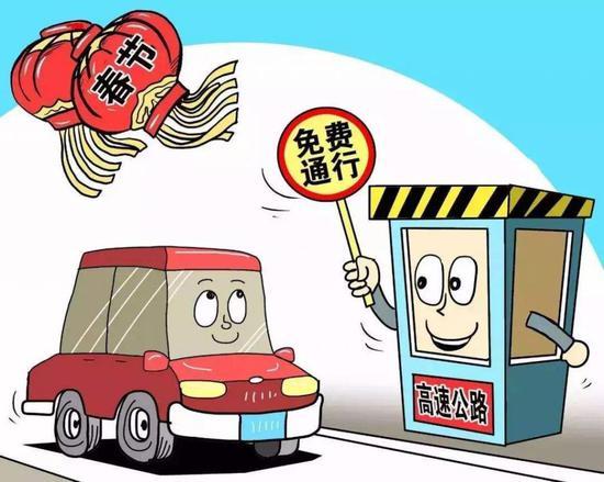 最新!黑龙江小型客车免费通行时间延长2月2日24时