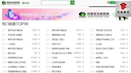重磅来袭新歌《离开你我不懂生活》刘天骐单曲正式发行出品