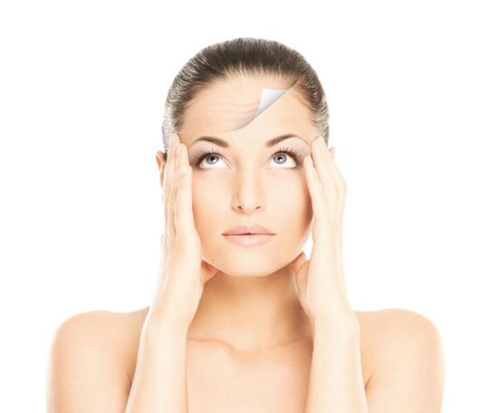 脸上祛斑方法1、注意防晒