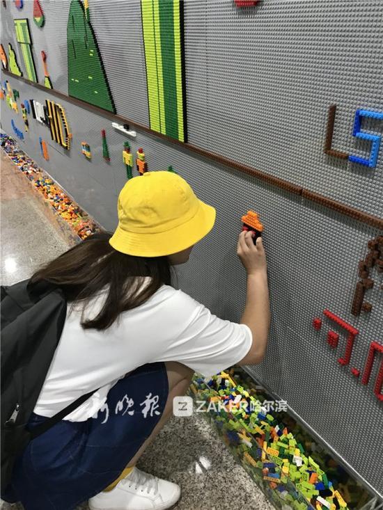 黑龙江初中里有面乐学生还有大学用乐高来表高新区高墙泰安图片