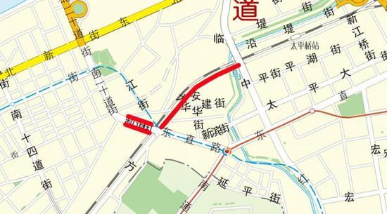8. 清通街