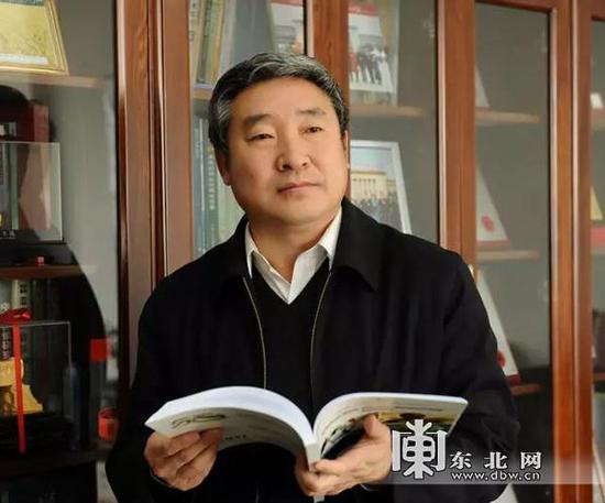 中国工程院院士陈温福。资料图