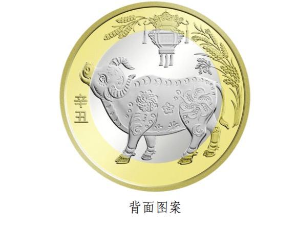 定了!牛年生肖币22日发行 黑龙江有608万枚可预约