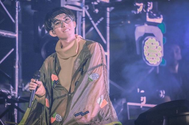 林宥嘉演唱会照片