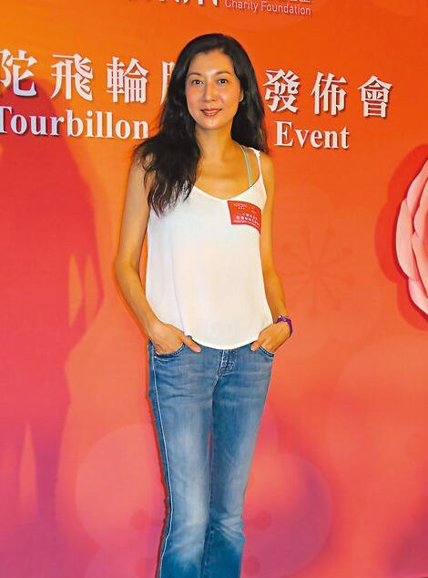 吴绮莉表示要学习顾及别人感受。