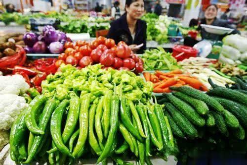 元宵节里的小开心:哈尔滨肉蛋菜市场价格小幅下降