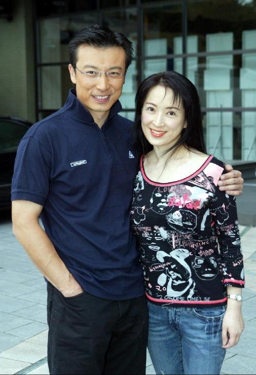 林炜与龚慈恩结婚20年