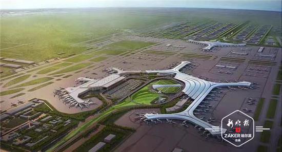 哈尔滨太平国际机场二期扩建工程即将进入设计实施阶段