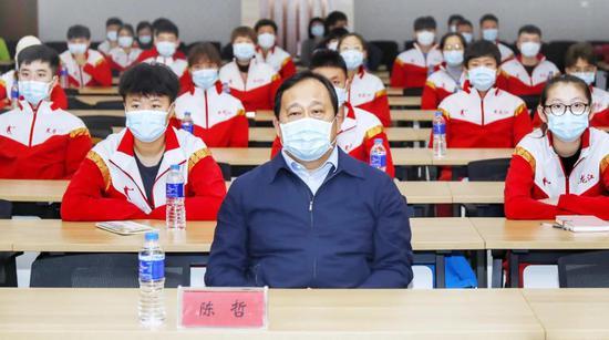 总书记考察北京冬奥会、冬残奥会筹办工作 龙江冰雪健儿士气倍增