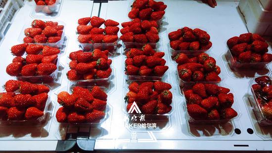 跌破 20 元,廉价草莓身世之谜