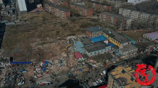 """哈尔滨此处""""棚改项目""""正式重启 回迁房今年6月开建"""