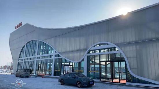 期待!哈尔滨新区智轨1号线预计今年7月通车试运行