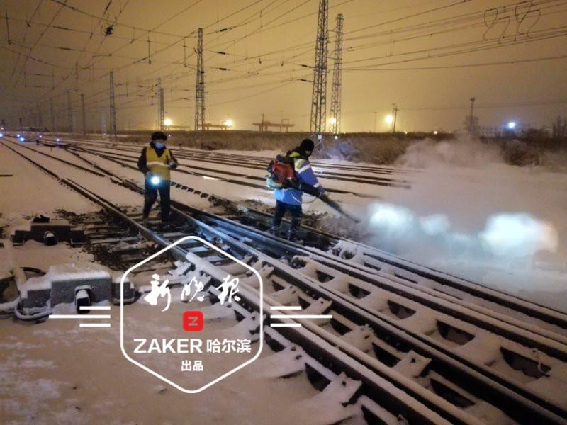 23日起 哈尔滨至牡、佳、齐方向3对动车组重联运行