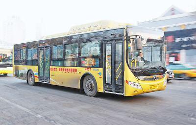 哈阿段三条公交线路已备好10台车增援汛期运力 末车延时
