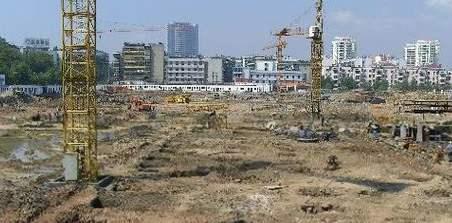 """213个项目解决用地 大发6合全力保障""""百大项目""""建设"""