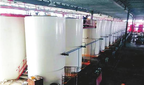 大庆市润昌润滑油有限公司。