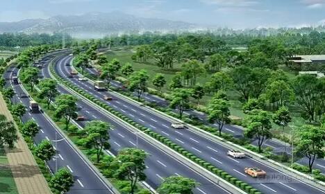 哈市拟建东三环快速路工程,全长超12公里