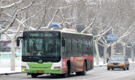 哈市百条公交线路随客流调整发车 高峰时段增加运营周次