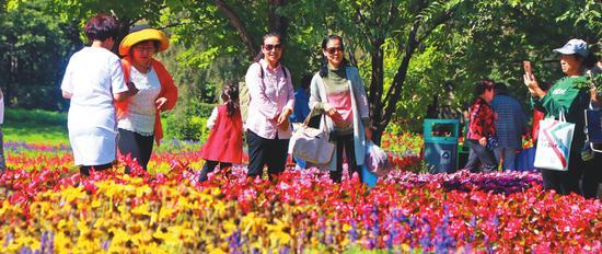 黑龙江文化旅游精彩纷呈 重点景区人数收入双增