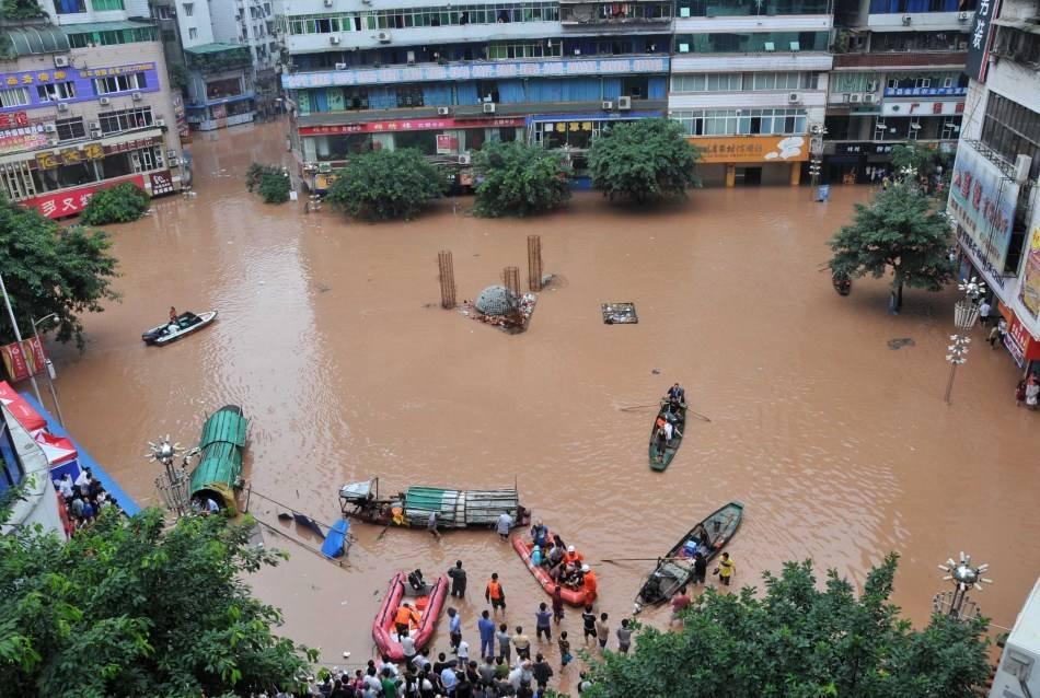 82个农场遭受洪涝灾害 垦区防汛重点从西部转入东部