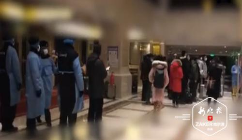 哈尔滨对经停湖北返哈航班的湖北登机乘客实施封闭隔离