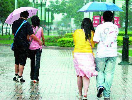 立秋雨继续下 宾县等地累计雨量超50毫米