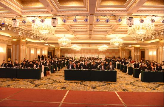 黑龙江省卒中中心建设培训会与会人员合影