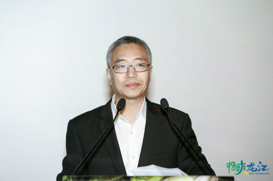 黑龙江省旅游发展委员会副主任侯伟发言