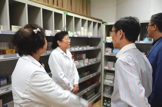 药局各类药品严格管控