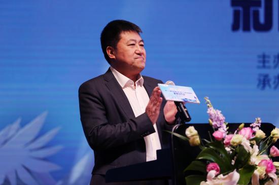 哈尔滨太阳岛集团有限公司董事长刘明宇致辞