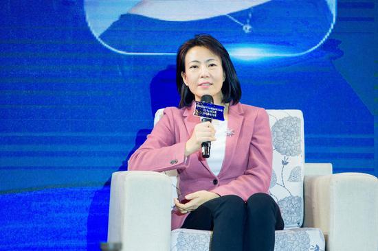 沙龙:新浪网政旅事业部总裁张跃颖