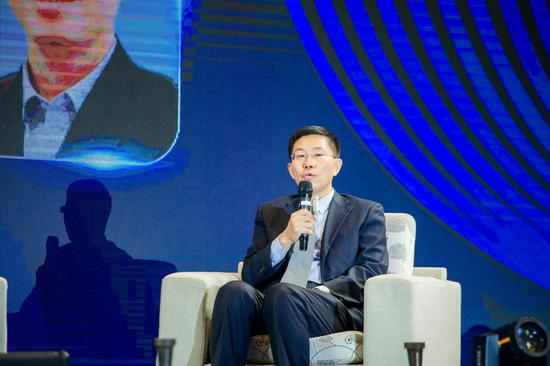 沙龙:中国建设银行哈尔滨分行副行长李德庆