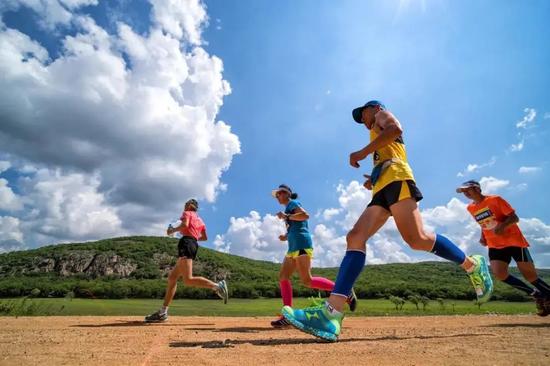 齐齐哈尔市敖包岭山地运动赛道成为2020年国庆黄金周体育旅游精品线路
