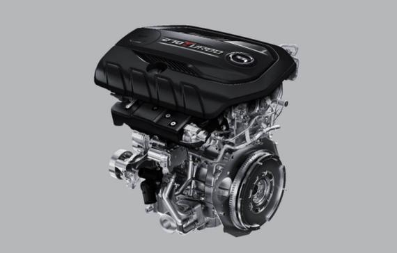 全新传祺GS5高燃动力