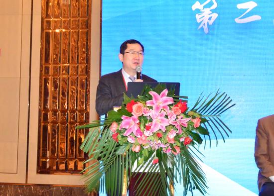 中国人民解放军总医院血管外科主任郭伟教授致辞