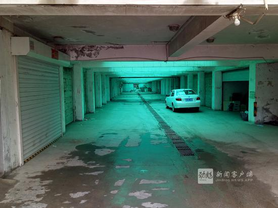 地下车库及车位