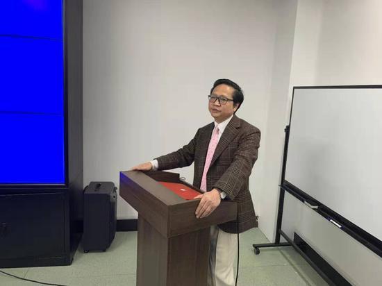 黑龙江省医院吴效科院长