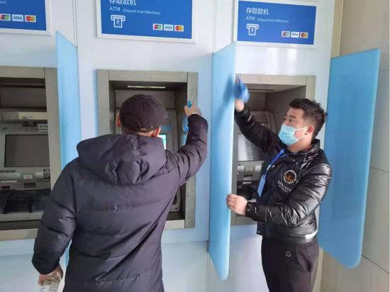 疫情寒冬下的建行温度  ——建设银行黑龙江省绥化分行疫情防控侧记