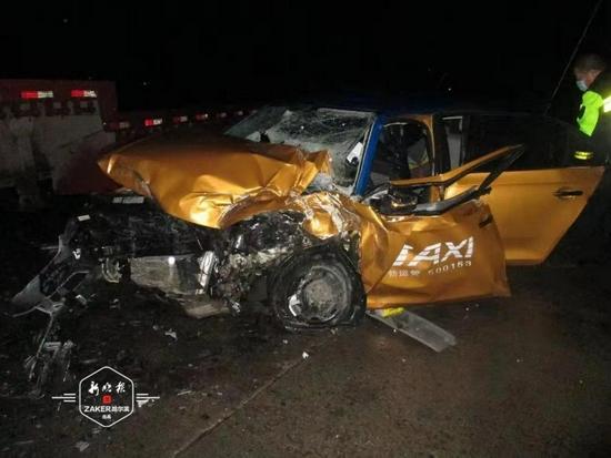 黑龙江省公布4起涉及货车的车祸详情