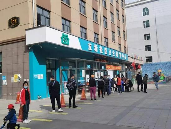 黑龙江省多地启动第三剂次新冠病毒疫苗接种工作